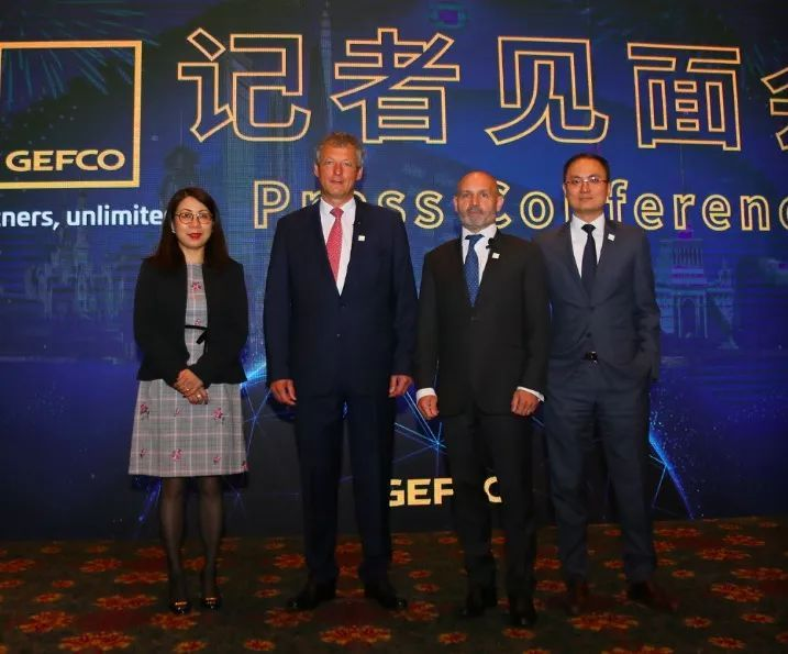 刚刚!这家公司表示,2021年前要在中国汽车供应链等领域实现至少40%的增收