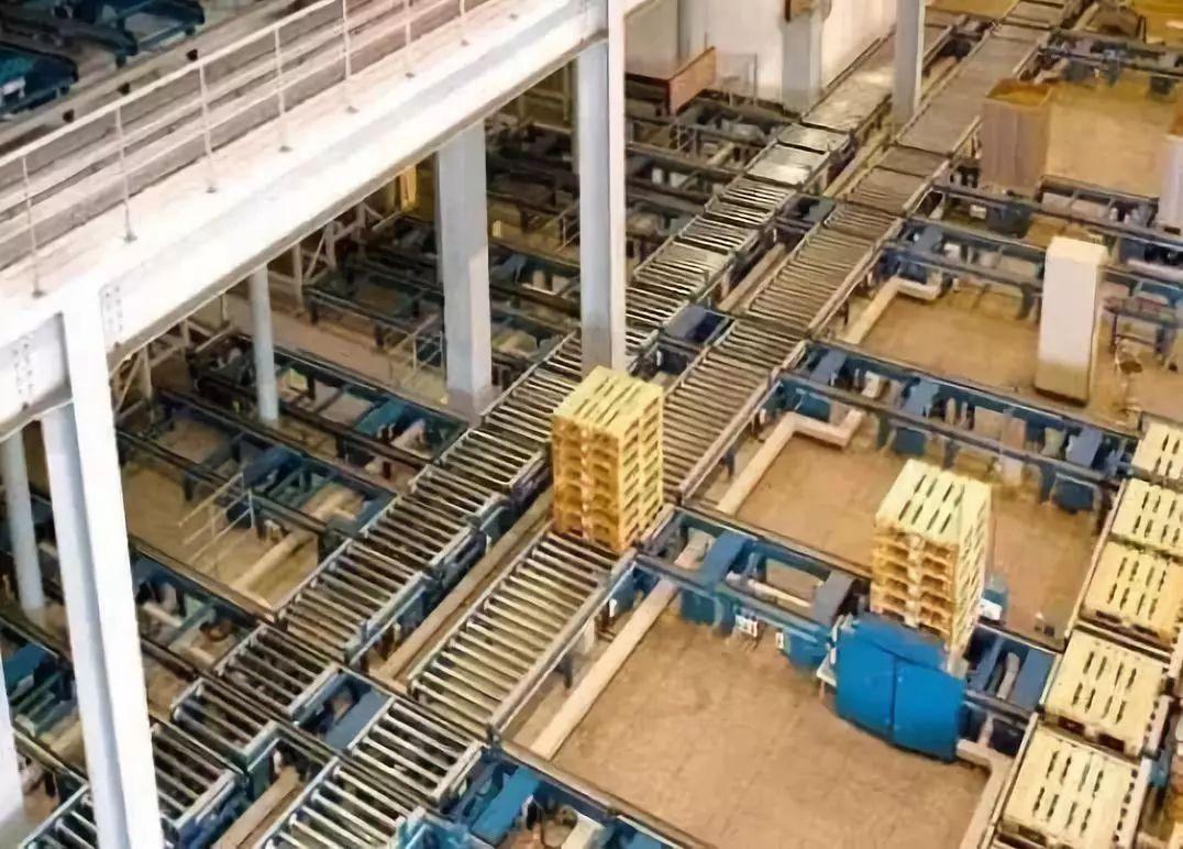 工业4.0下的智慧仓库管理系统发展形势