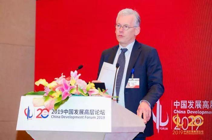 對開發世界級自貿港,馬士基CEO施索仁有話說