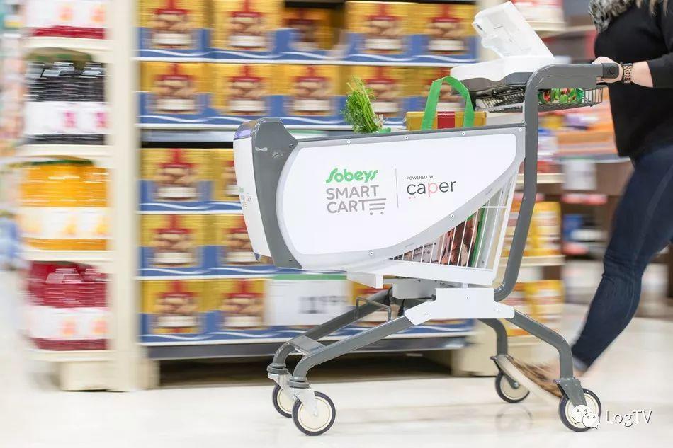 既适用无人超市、又适用传统超市的全球首款超市智能购物车诞生了!