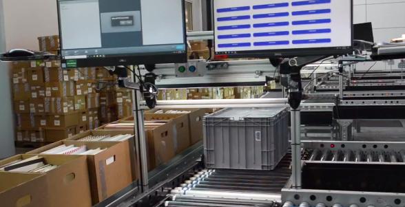 140台机器人高效作业,走进美国联邦调查局FBI档案存储系统