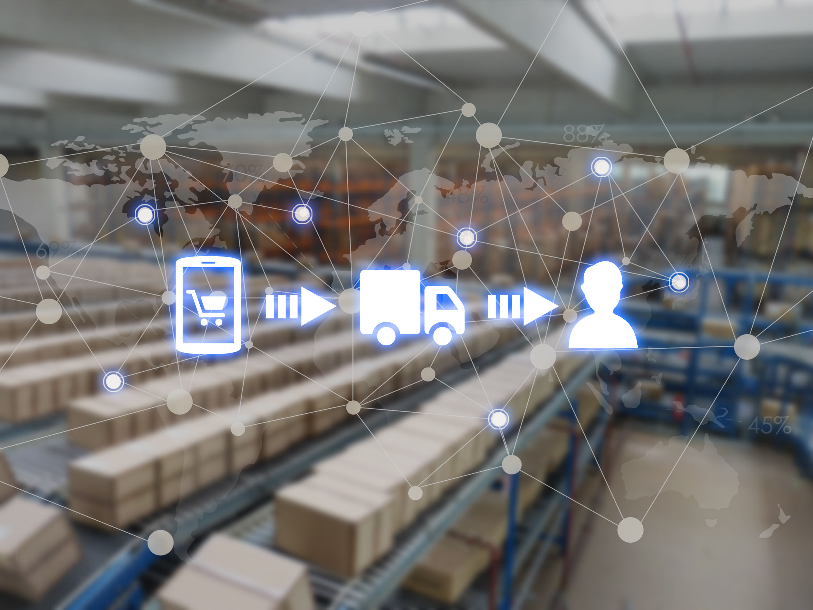 供应链管理五要素如何平衡:运营费用、产能、库存、交货时间、产品组合