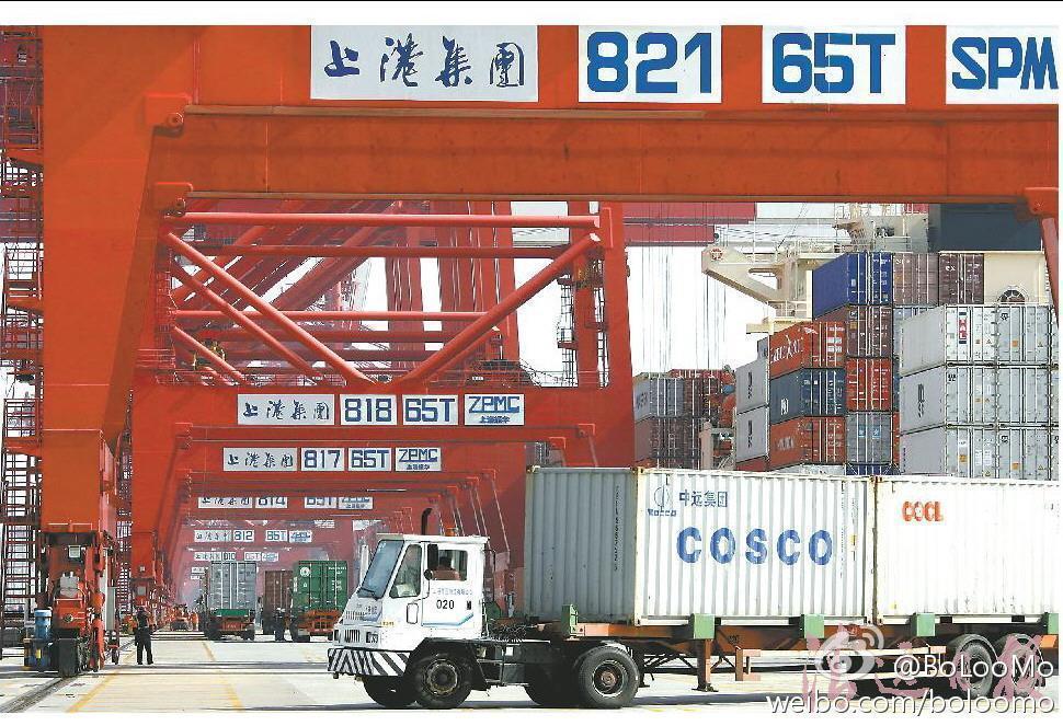 上港集团:2020年营收263.5亿元,箱量再创新高