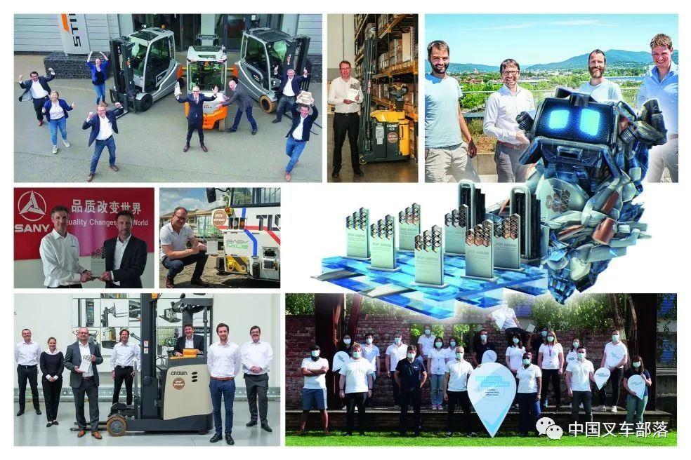 叉車風向標!  IFOY2020全球叉車大獎揭曉