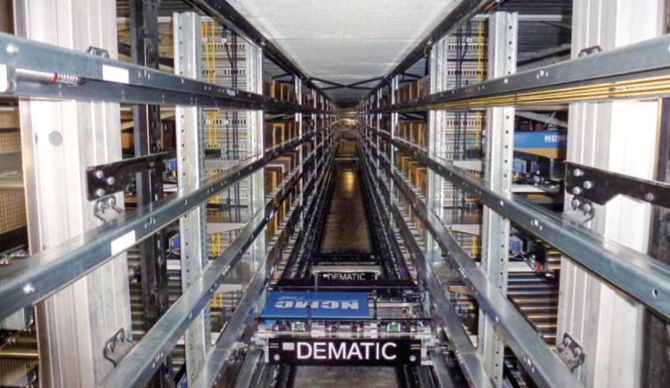 澳大利亞NCMC肉類加工廠的自動化物流系統