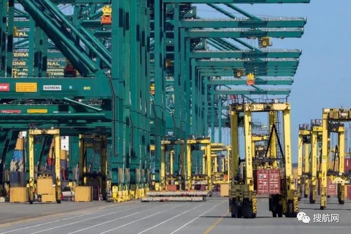 苏伊士运河堵塞后续影响:全球港口大规模拥堵!新加坡、鹿特丹、安特卫普采取这些措施