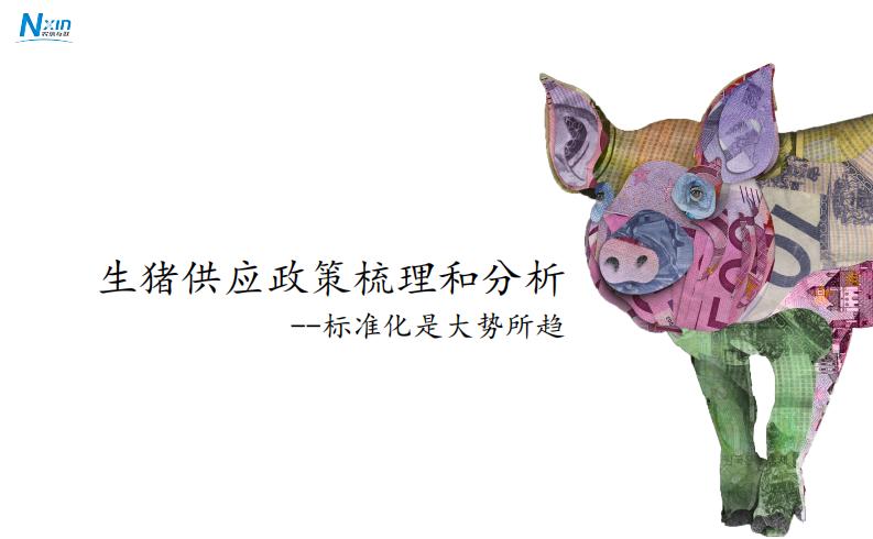 生猪供应政策梳理和分析(附下载)