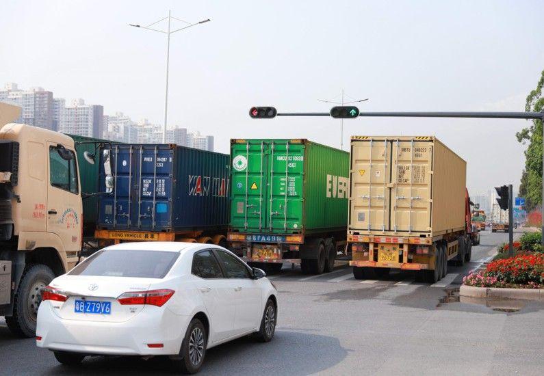 交通运输部:今年上半年降低物流成本超990亿元