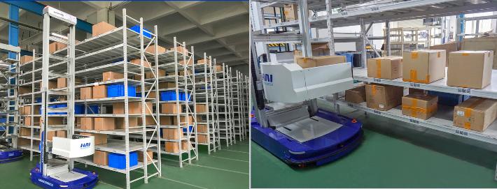仓库里搬箱子,怎样提升130%存储密度、3到4倍工作效率?