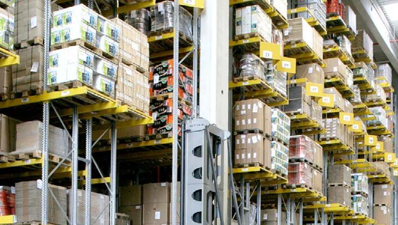 产业互联网时代,仓库管理系统如何选择?