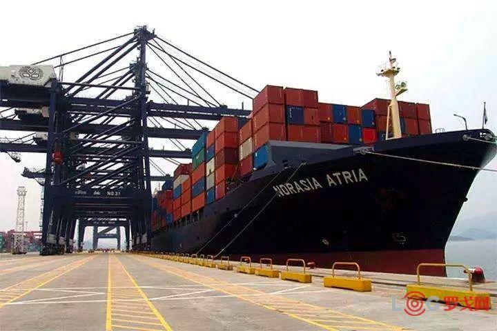寧波舟山港上半年海鐵聯運量同比增15%
