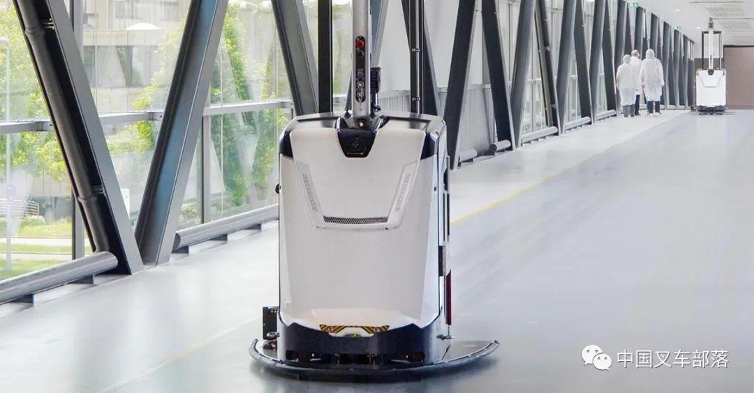 """""""机器人即服务""""模式成为机器人行业的追捧模式"""