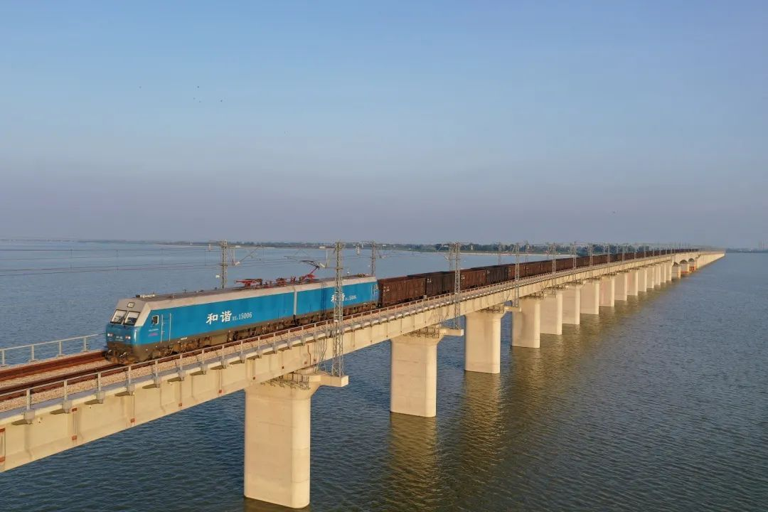 7月份國家鐵路貨物發送量同比增長8.5% 日均裝車量連續3個月刷新歷史紀錄