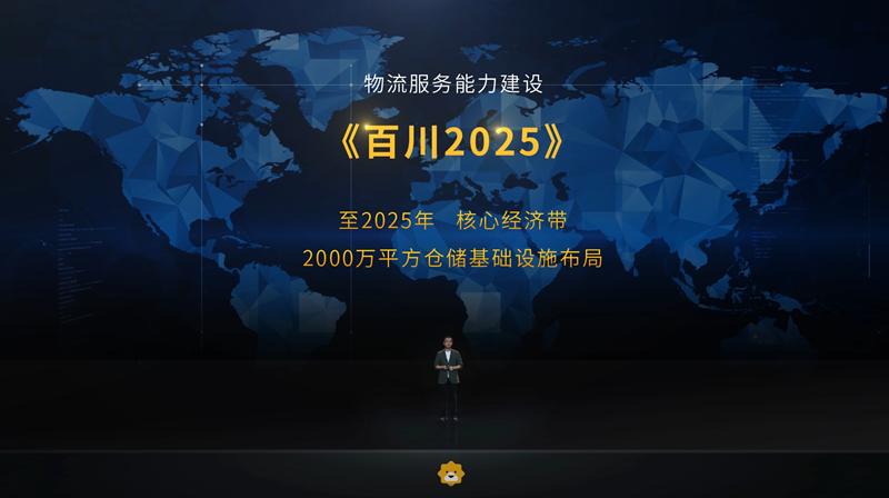 """蘇寧物流""""百川計劃""""升級,未來5年核心經濟帶擴至2000萬平倉儲布局"""