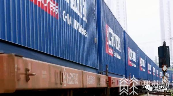 跨境电商新政落地,今天苏州中欧班列首次搭载跨境电商商品开辟物流新通道