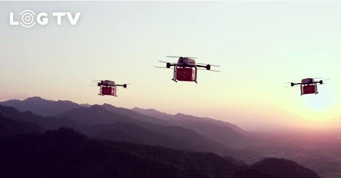 盘点物流无人机在运输、仓储、配送等场景的六大应用