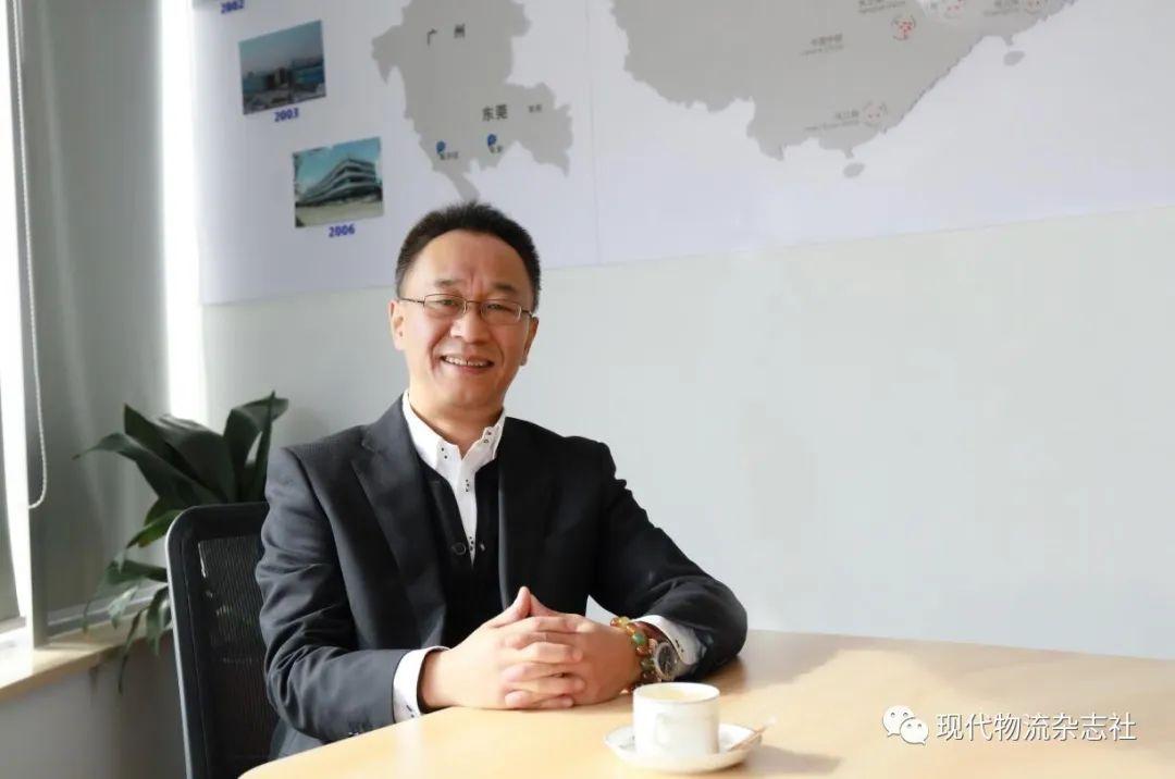 """在""""下半场""""乘风破浪 ——专访福玻斯(上海)物联网科技有限公司 CEO 朱力"""