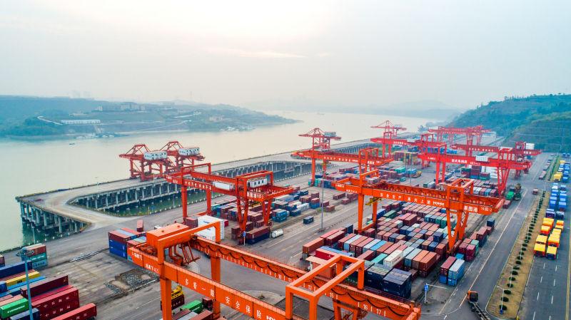 解读自贸区扩区方案#跨境电商 #宁波港 #小商品城 #科技创新