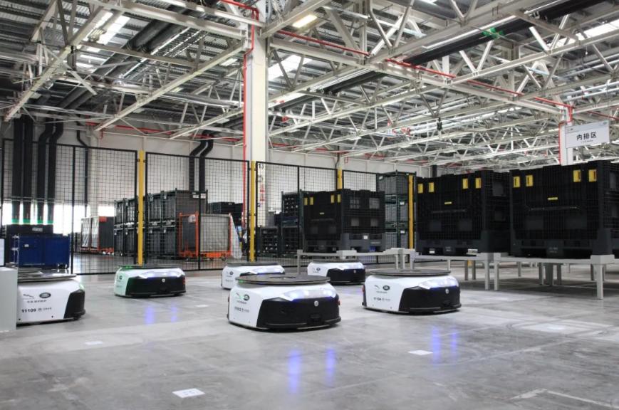 从仓储无人化到产线自动化,机器人新技术带来更多提升