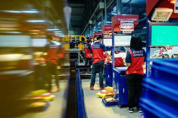 百世在泰国启动全球34国航空小包业务 助力促进当地经济