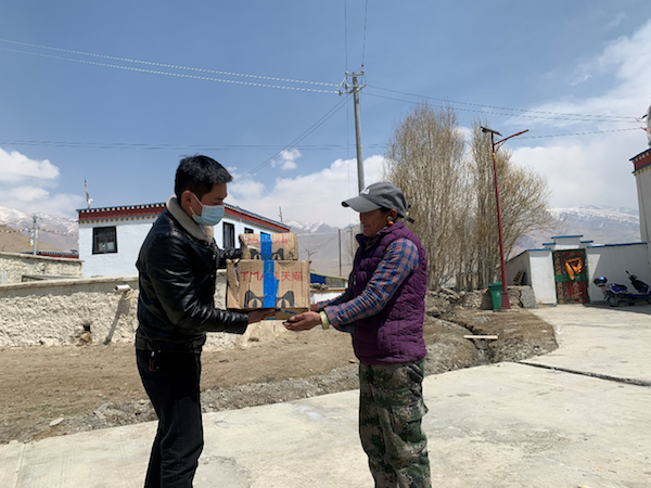 菜鸟在西藏升级乡村物流,多地已开设快递共同配送中心