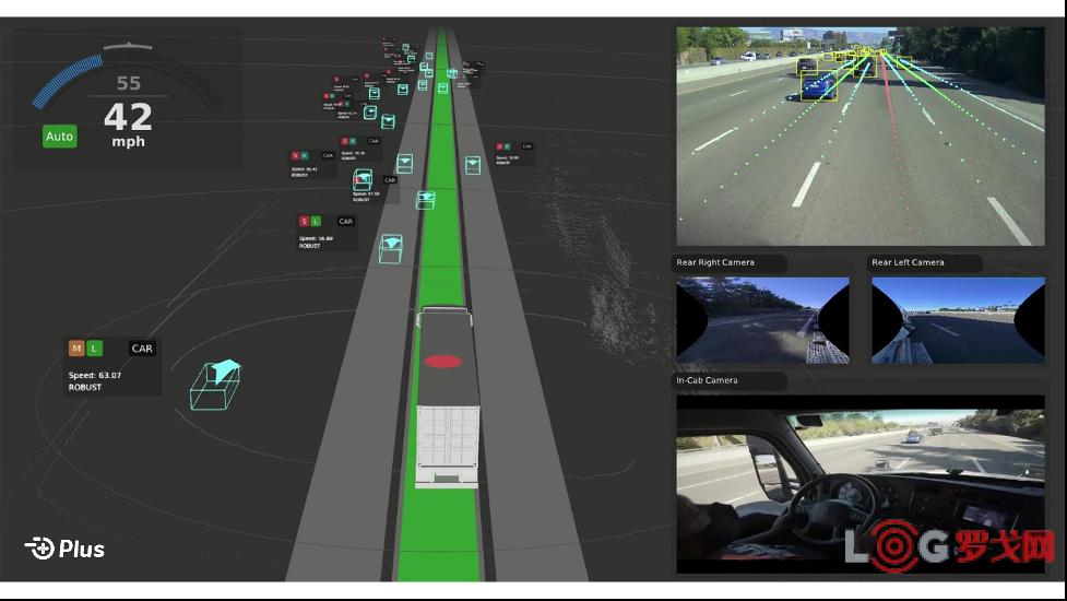 全球即将诞生第二家卡车自动驾驶上市公司,行业转折点已经到来