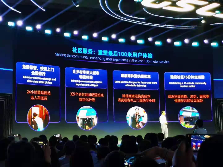 【图片直播】GSLS 菜鸟2021全球智慧物流峰会(实时更新)