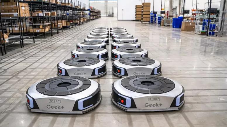 """物流机器人公司""""极智嘉""""拟科创板上市!"""