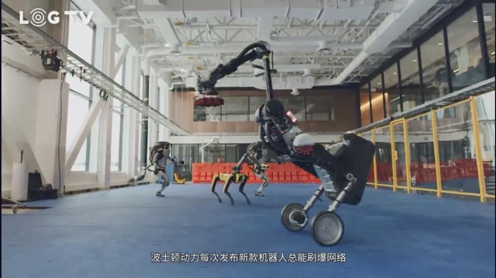 装卸+搬运+拆码垛,波士顿动力推新款仓储机器人Stretch