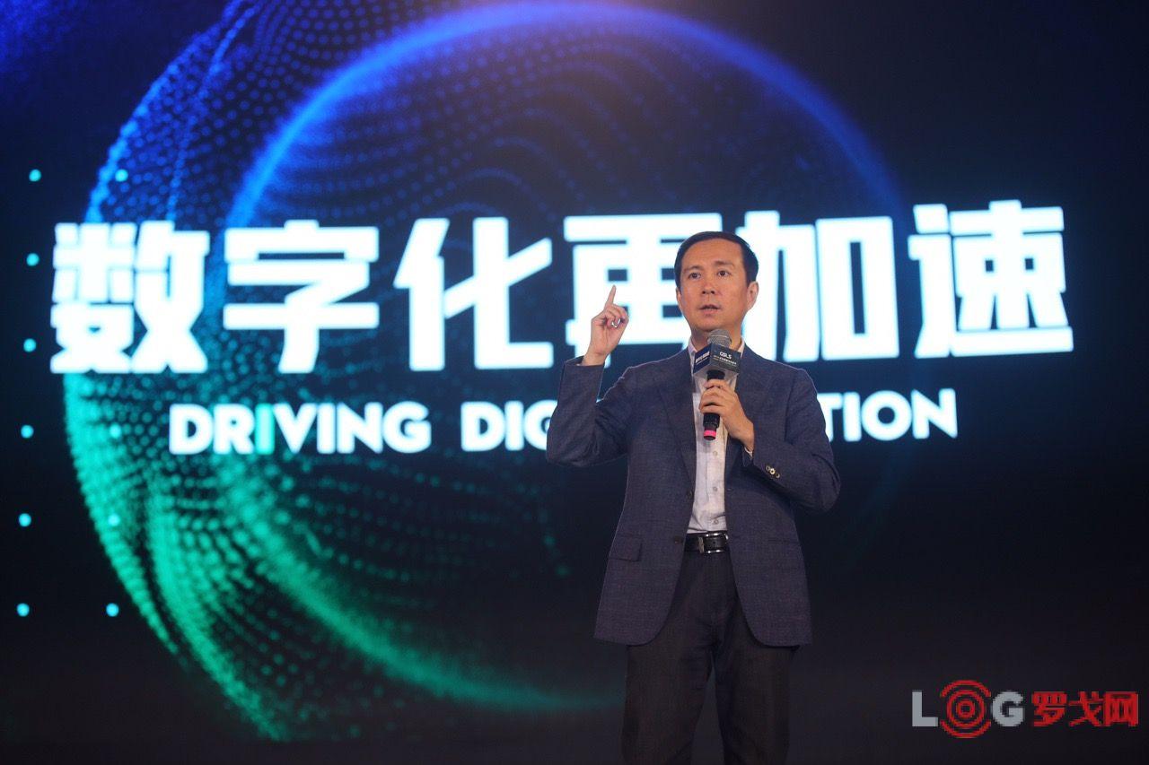 张勇:未来物流一定是从数字化到数智化