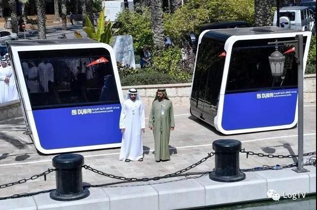 """全球首個 """"無人駕駛車隊+機器人+倉庫""""無縫集成運輸方案"""