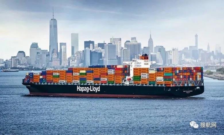 欧美等主要航线运价全面上涨!赫伯罗特:港口拥堵将持续到第三季度