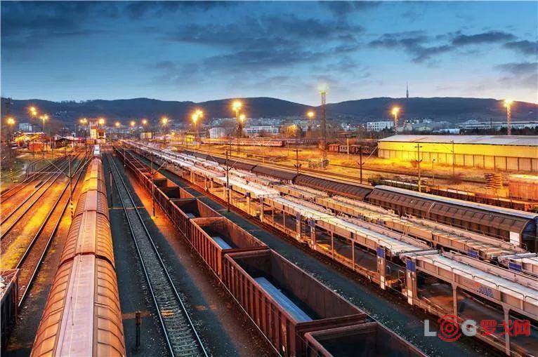 國鐵集團2019:鐵路貨運翻身路